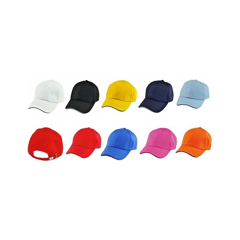 39b43a914df1 Καπέλο jockey - M 4184 χρώματα