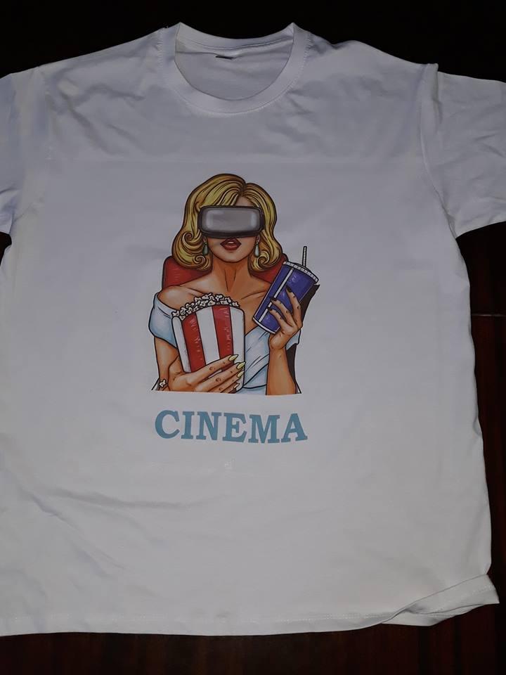 41fb84b3147b ... μπλουζάκι Εκτύπωση απευθείας πάνω στο ρούχο ...