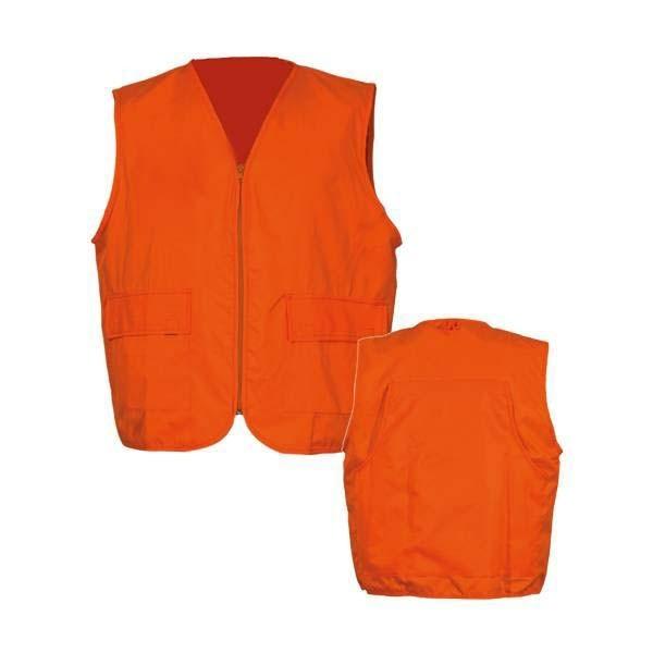 67f72f7a41bf Γιλέκο κυνηγών Li 119 Β Πορτοκαλί