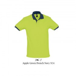 Sols Prince 11369 Apple Green/French Navy 924