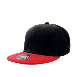 Atlantis 845 Snap Back Black/Red