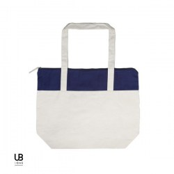 Τσάντα ubag Paris Natural/Navy